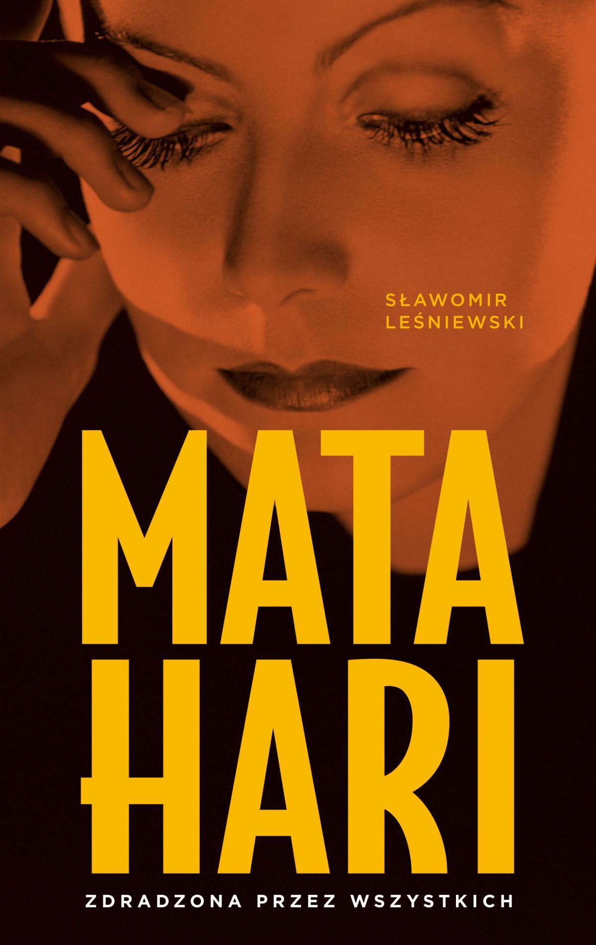 Mata Hari - Ebook (Książka na Kindle) do pobrania w formacie MOBI
