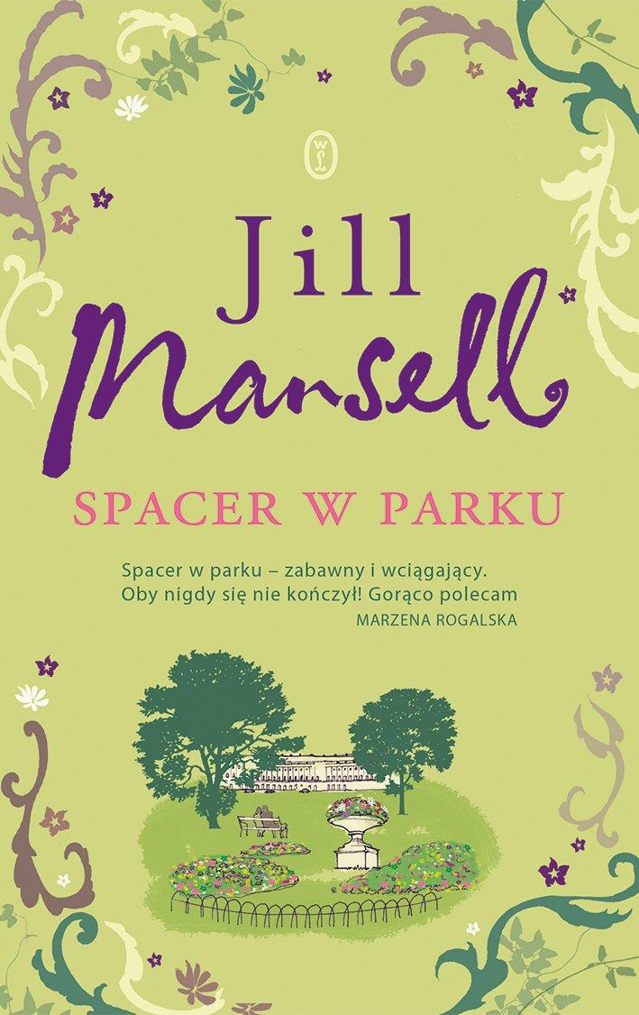 Spacer w parku - Ebook (Książka EPUB) do pobrania w formacie EPUB