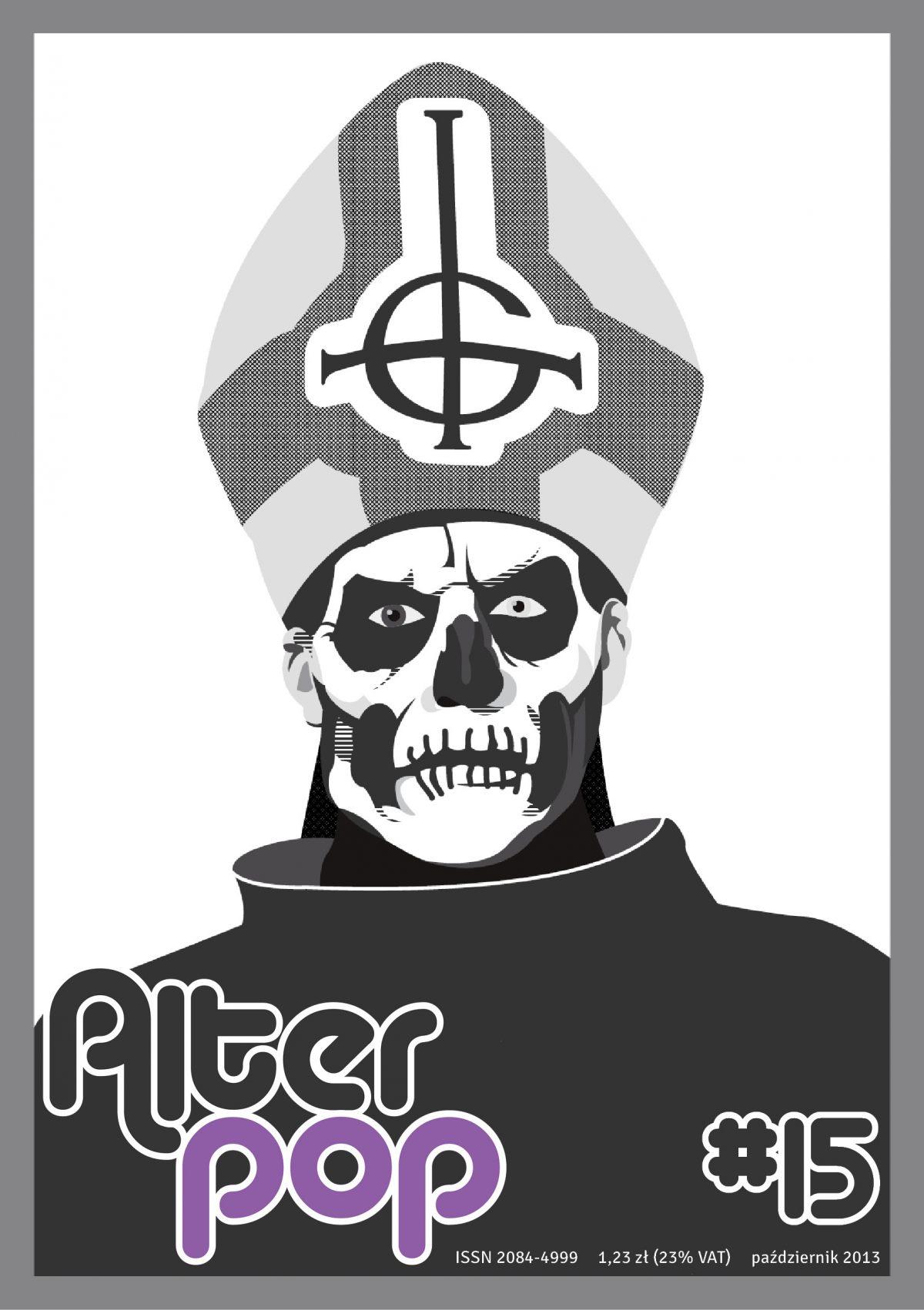 Alterpop - numer 15 - październik 2013 - Ebook (Książka PDF) do pobrania w formacie PDF
