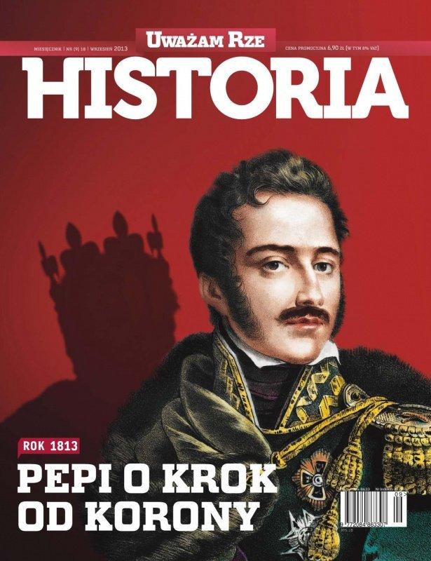 """""""Uważam Rze Historia"""" nr 9/2013 - Ebook (Książka PDF) do pobrania w formacie PDF"""