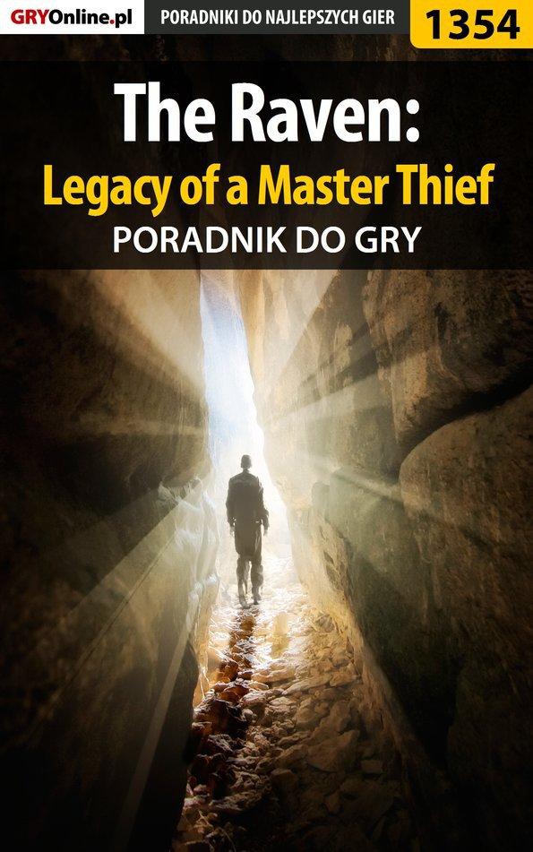 The Raven: Legacy of a Master Thief - poradnik do gry - Ebook (Książka PDF) do pobrania w formacie PDF