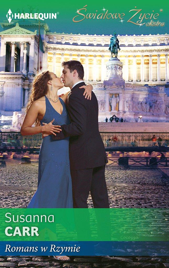 Romans w Rzymie - Ebook (Książka EPUB) do pobrania w formacie EPUB