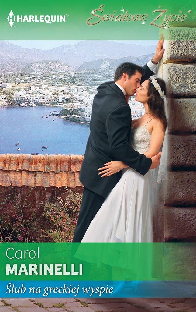 Ślub na greckiej wyspie - Ebook (Książka EPUB) do pobrania w formacie EPUB