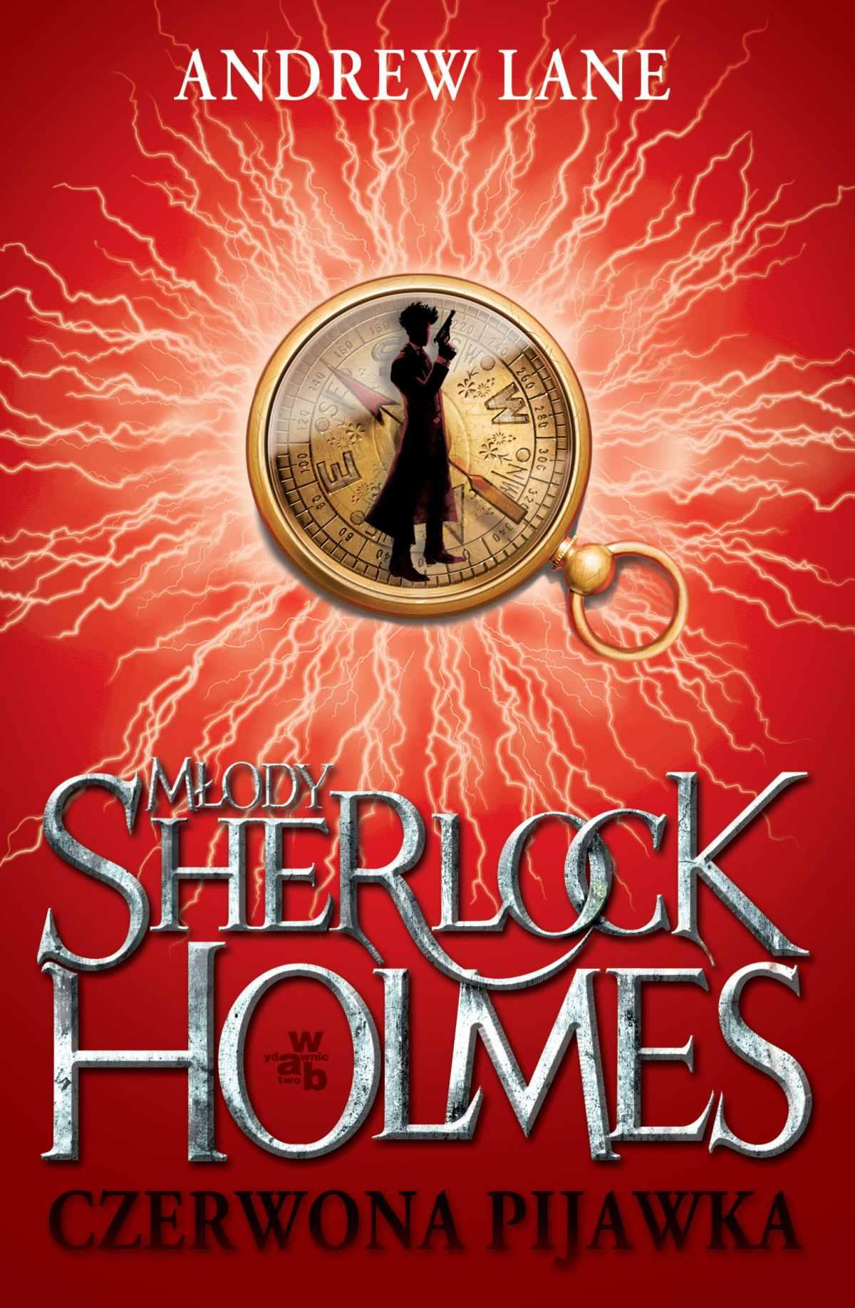 Młody Sherlock Holmes. Czerwona pijawka - Ebook (Książka na Kindle) do pobrania w formacie MOBI
