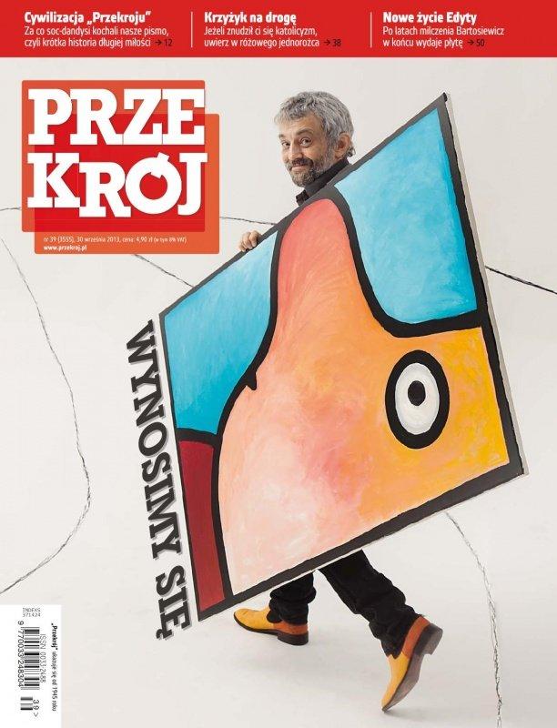 """""""Przekrój"""" nr 39/2013 - Ebook (Książka PDF) do pobrania w formacie PDF"""