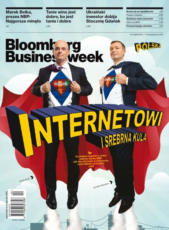"""""""Bloomberg Businessweek"""" wydanie nr 40/13 - Ebook (Książka PDF) do pobrania w formacie PDF"""