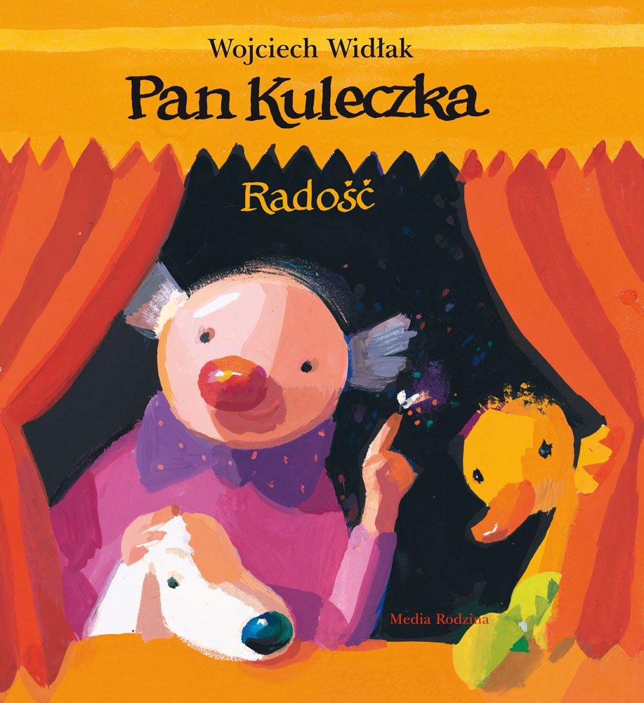 Pan Kuleczka. Radość - Audiobook (Książka audio MP3) do pobrania w całości w archiwum ZIP