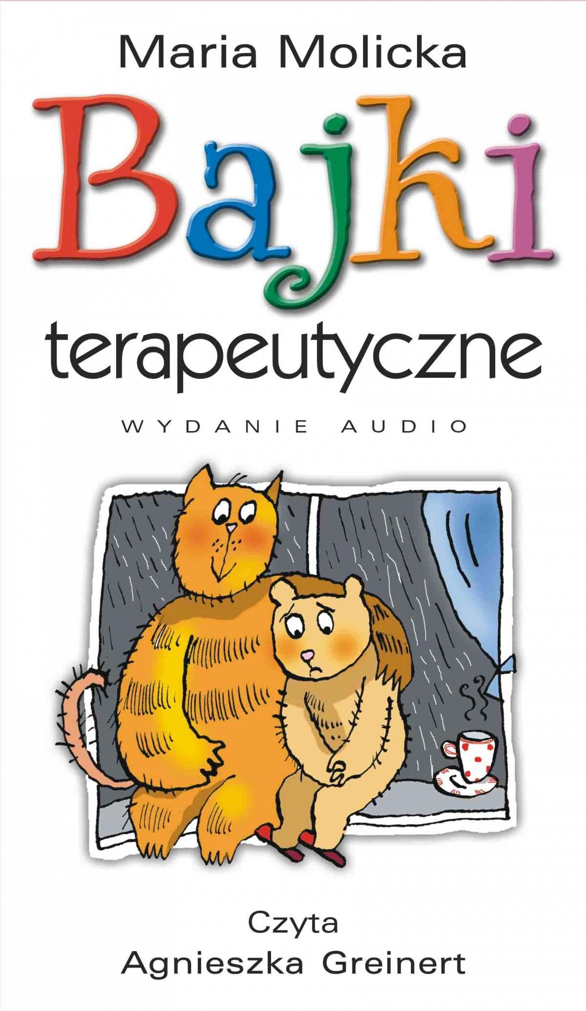 Bajki terapeutyczne 1 - Audiobook (Książka audio MP3) do pobrania w całości w archiwum ZIP