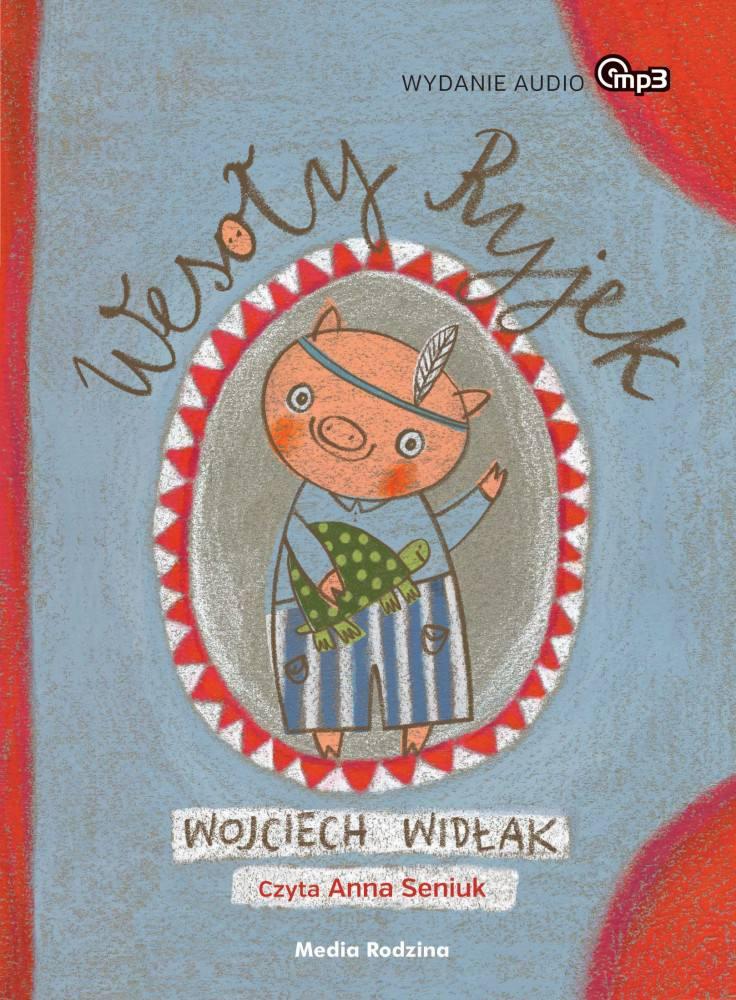 Wesoły Ryjek - Audiobook (Książka audio MP3) do pobrania w całości w archiwum ZIP