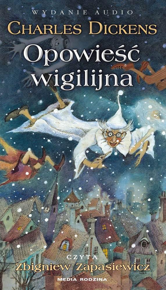 Opowieść wigilijna - Audiobook (Książka audio MP3) do pobrania w całości w archiwum ZIP
