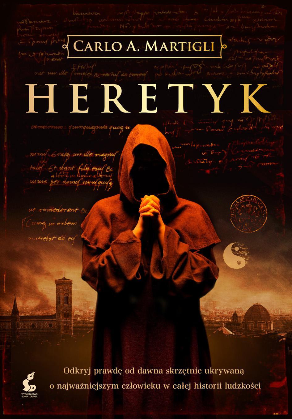 Heretyk - Ebook (Książka EPUB) do pobrania w formacie EPUB