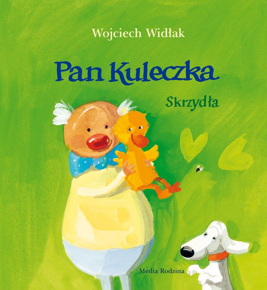 Pan Kuleczka. Skrzydła - Audiobook (Książka audio MP3) do pobrania w całości w archiwum ZIP