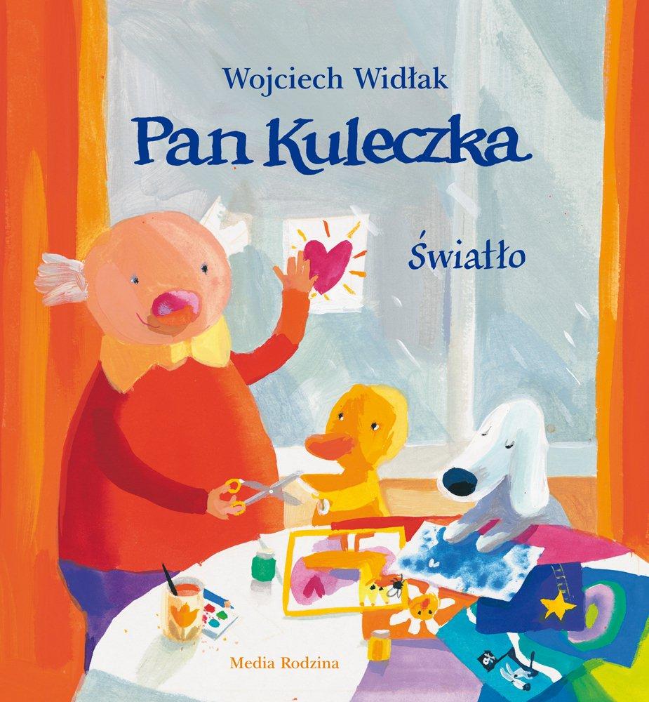Pan Kuleczka. Światło - Audiobook (Książka audio MP3) do pobrania w całości w archiwum ZIP