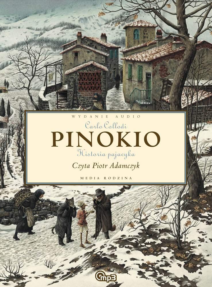 Pinokio - Audiobook (Książka audio MP3) do pobrania w całości w archiwum ZIP