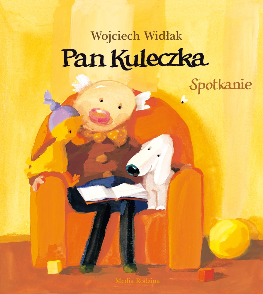 Pan Kuleczka. Spotkanie - Audiobook (Książka audio MP3) do pobrania w całości w archiwum ZIP