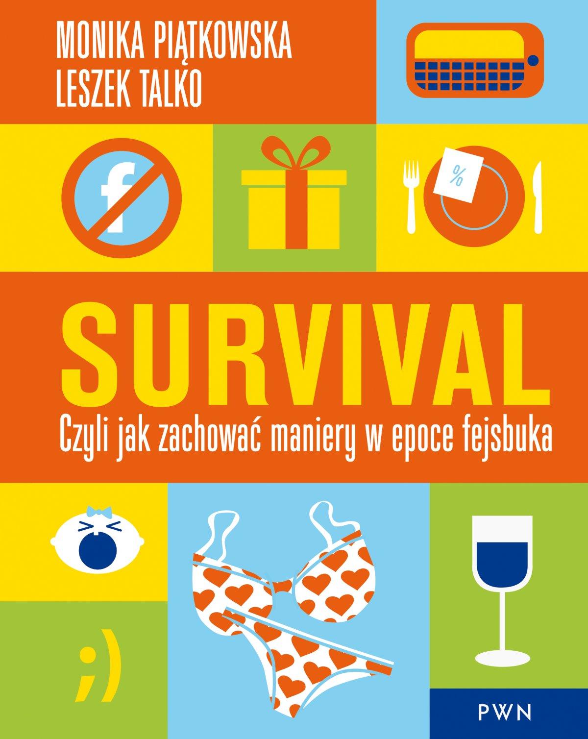 Survival - Ebook (Książka na Kindle) do pobrania w formacie MOBI