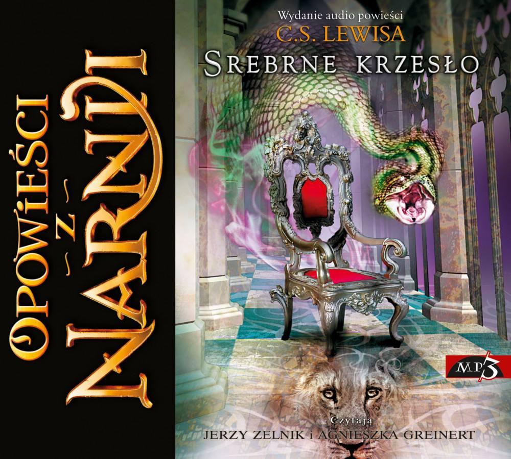 Opowieści z Narnii. Srebrne krzesło - Audiobook (Książka audio MP3) do pobrania w całości w archiwum ZIP