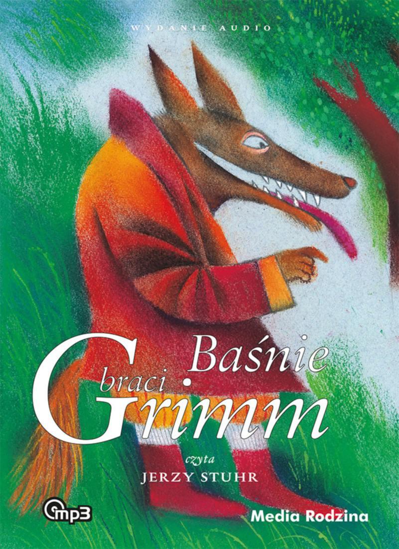 Baśnie braci Grimm 1 - Audiobook (Książka audio MP3) do pobrania w całości w archiwum ZIP