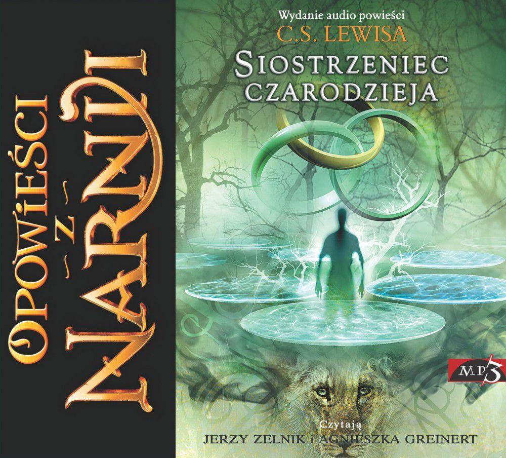Opowieści z Narnii. Siostrzeniec Czarodzieja - Audiobook (Książka audio MP3) do pobrania w całości w archiwum ZIP