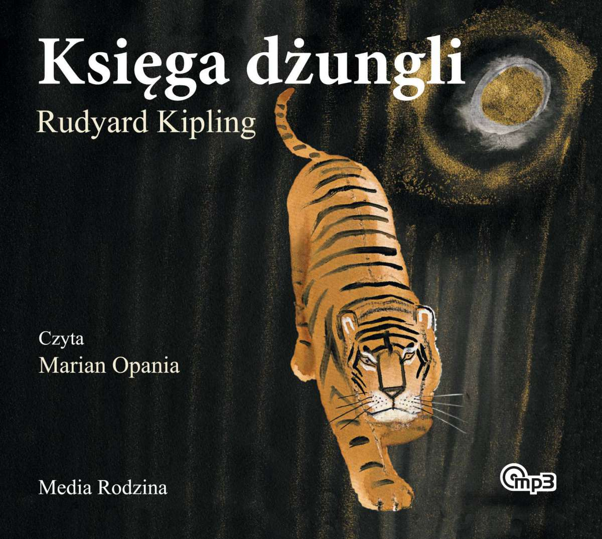Księga dżungli - Audiobook (Książka audio MP3) do pobrania w całości w archiwum ZIP