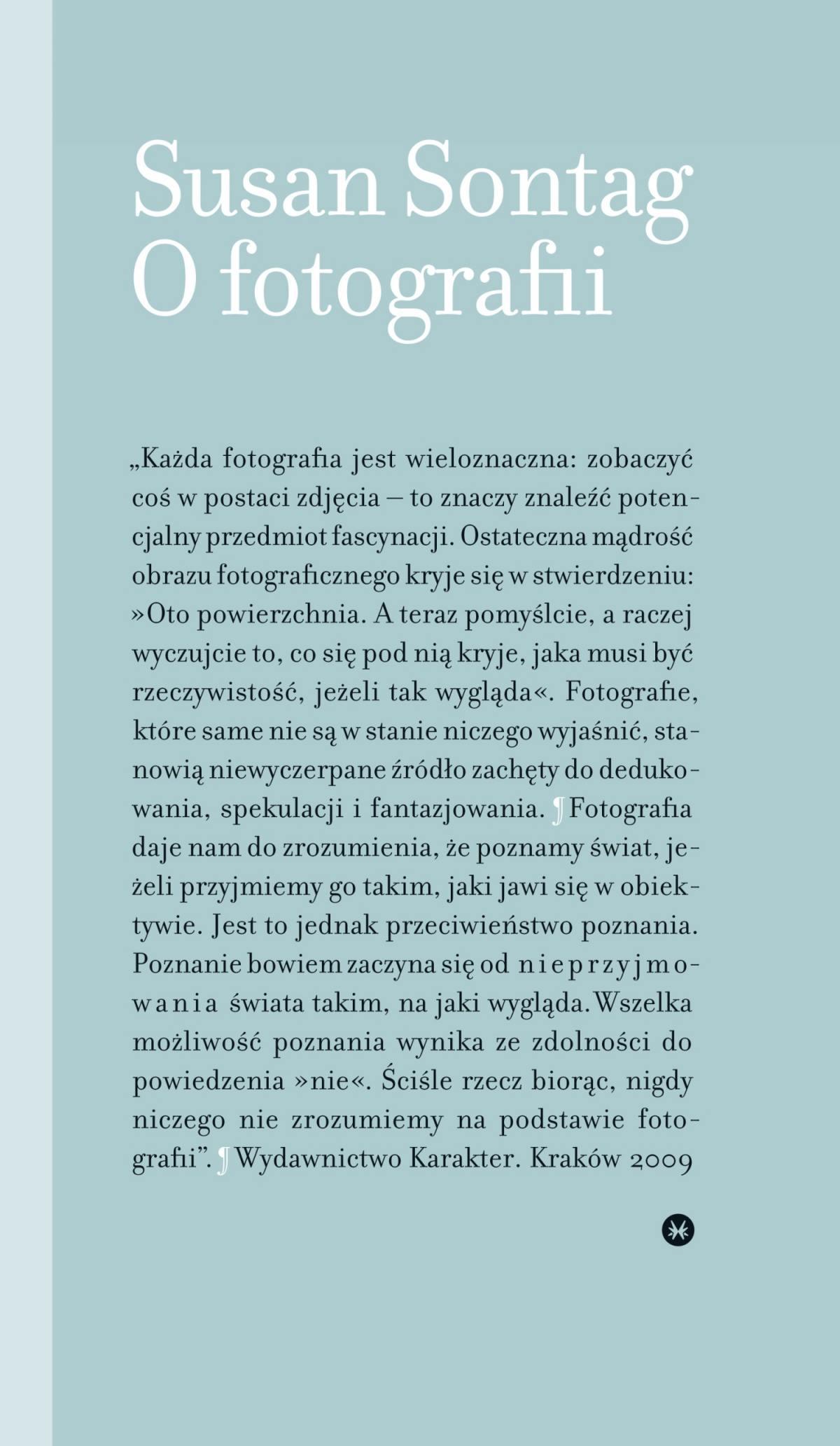 O fotografii - Ebook (Książka EPUB) do pobrania w formacie EPUB
