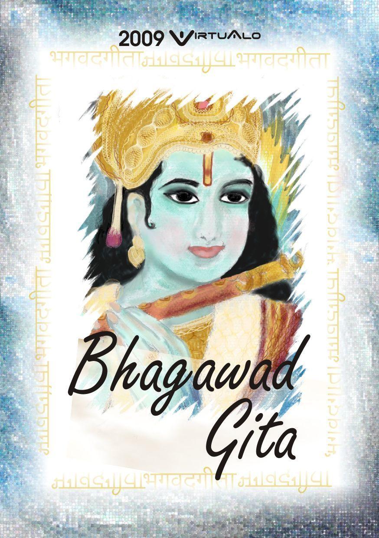 Bhagawad Gita ONLINE - Ebook (Książka ONLINE) do czytania tylko poprzez Internet