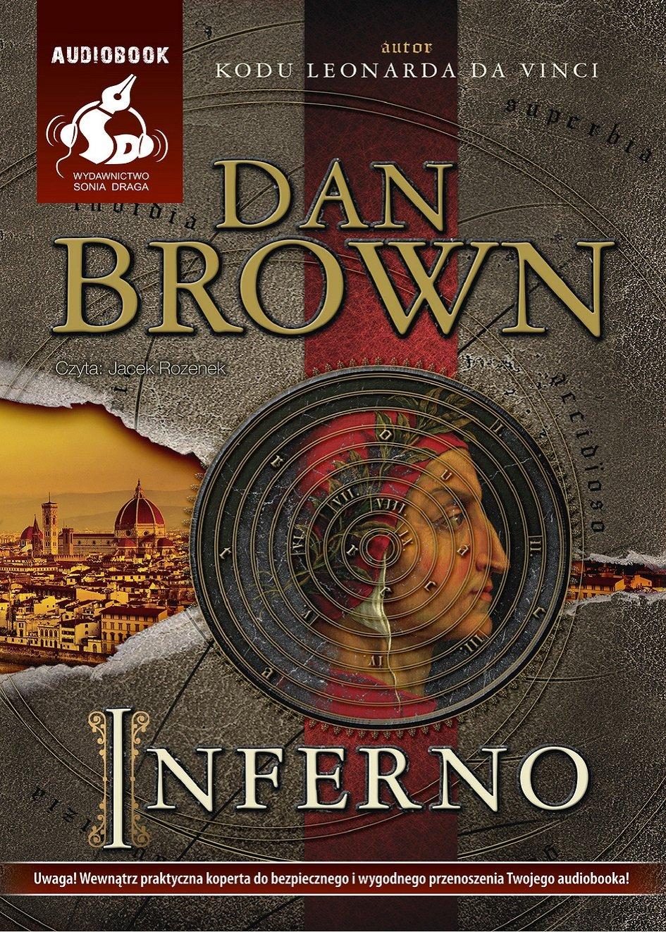 Inferno - Audiobook (Książka audio MP3) do pobrania w całości w archiwum ZIP