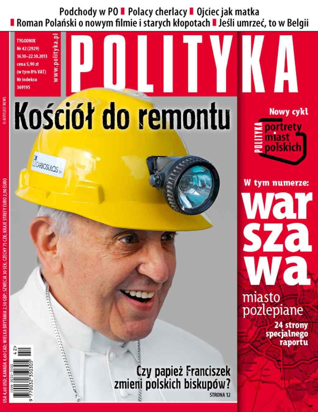 Polityka nr 42/2013 - Ebook (Książka PDF) do pobrania w formacie PDF