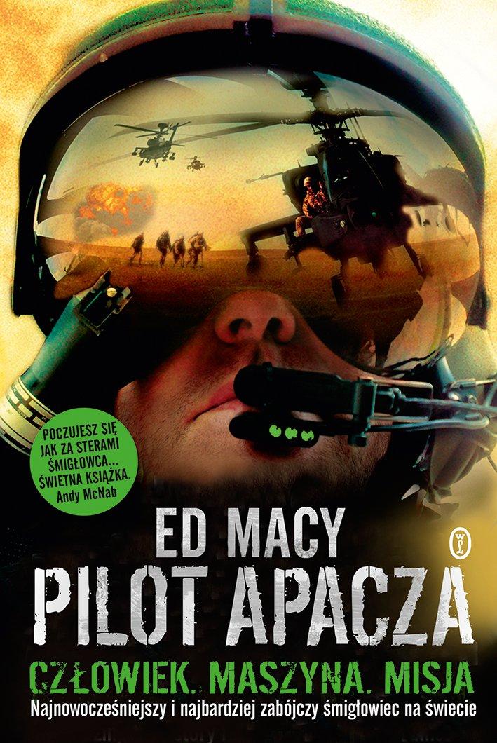 Pilot apacza - Ebook (Książka EPUB) do pobrania w formacie EPUB