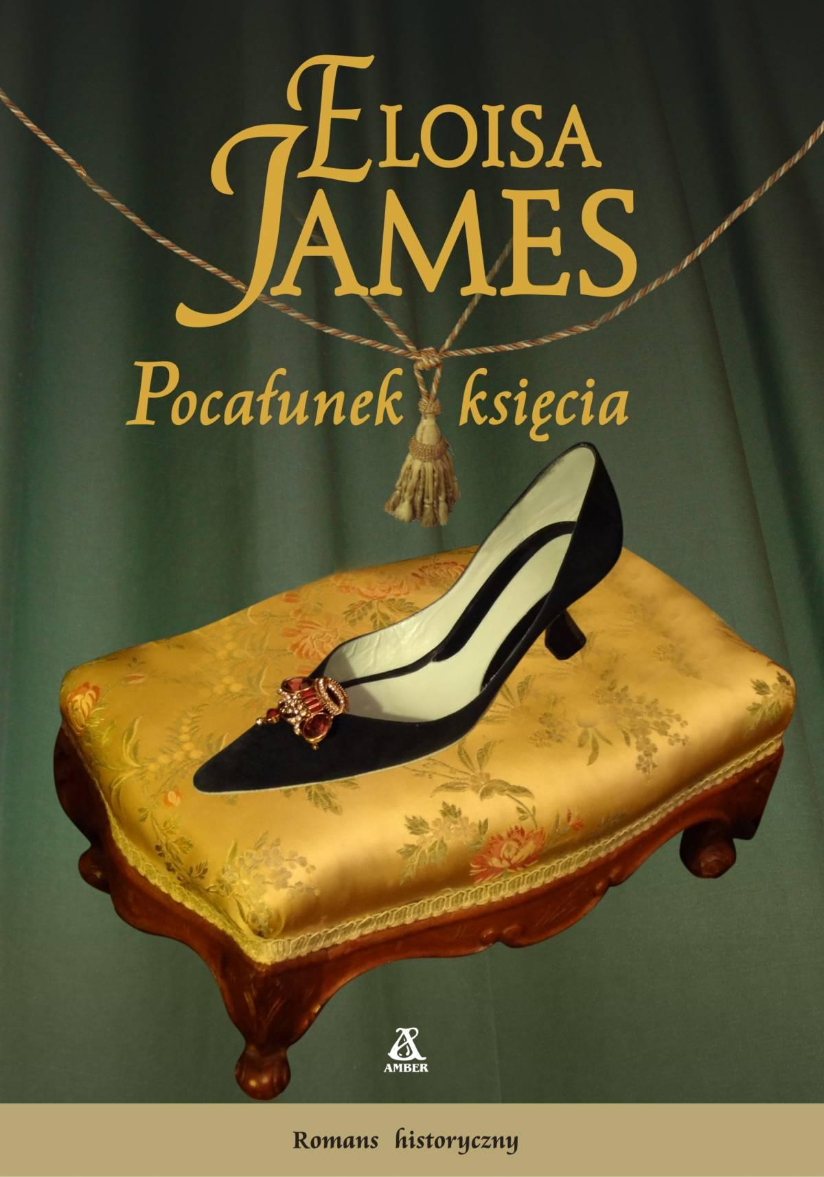 Pocałunek księcia - Ebook (Książka na Kindle) do pobrania w formacie MOBI