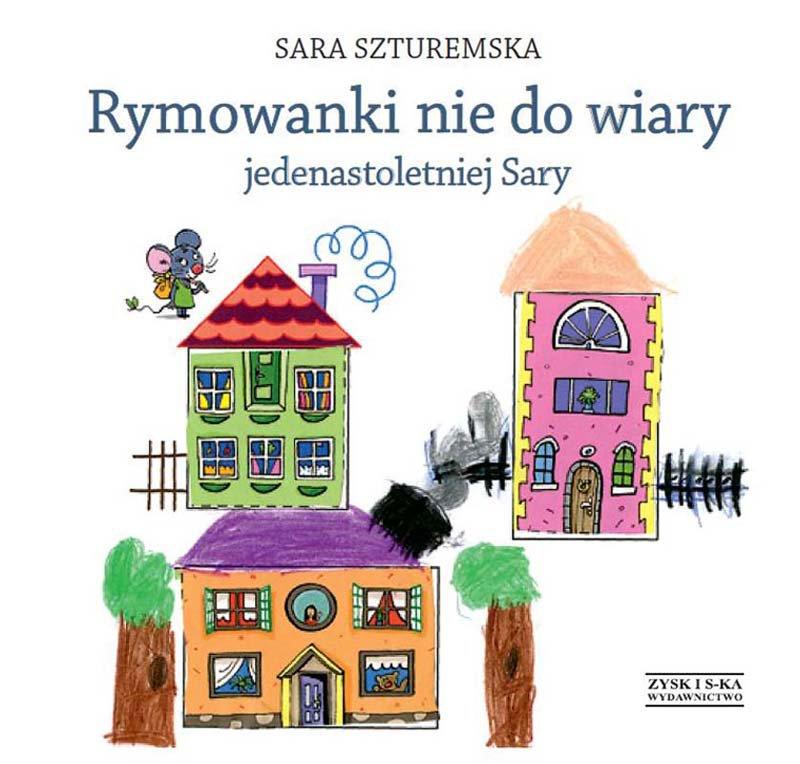 Rymowanki nie do wiary jedenastoletniej Sary - Ebook (Książka EPUB) do pobrania w formacie EPUB