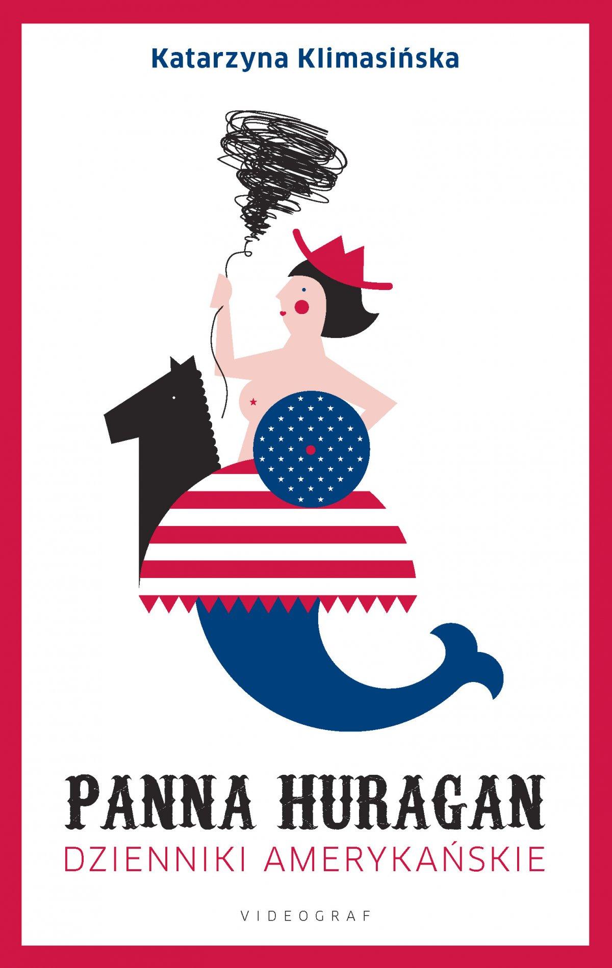 Panna Huragan. Dzienniki amerykańskie - Ebook (Książka EPUB) do pobrania w formacie EPUB