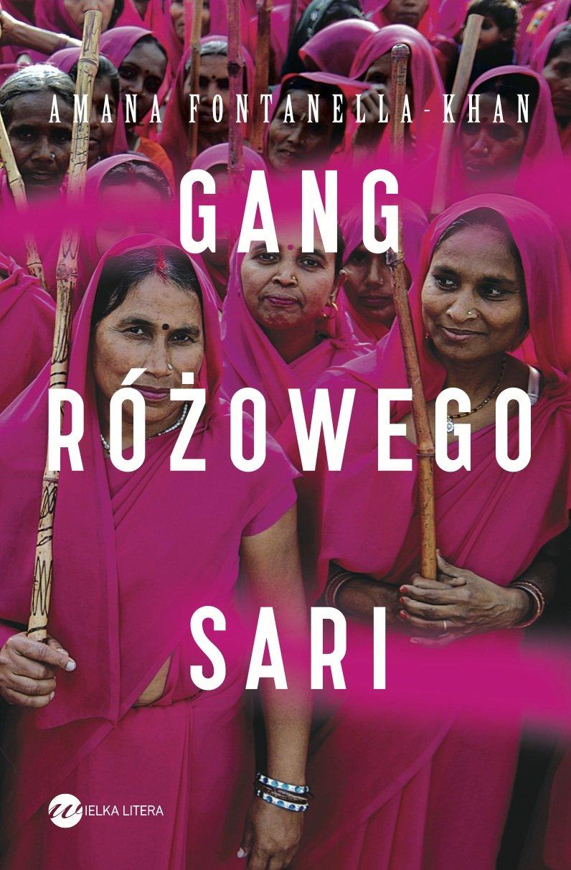 Gang różowego sari - Ebook (Książka EPUB) do pobrania w formacie EPUB