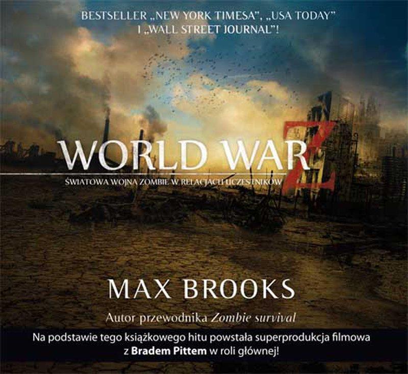 World War Z - Audiobook (Książka audio MP3) do pobrania w całości w archiwum ZIP