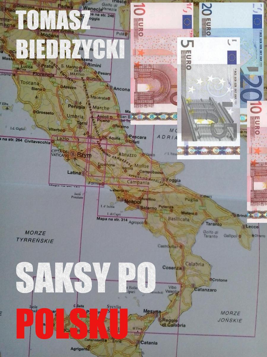 Saksy po polsku - Ebook (Książka EPUB) do pobrania w formacie EPUB
