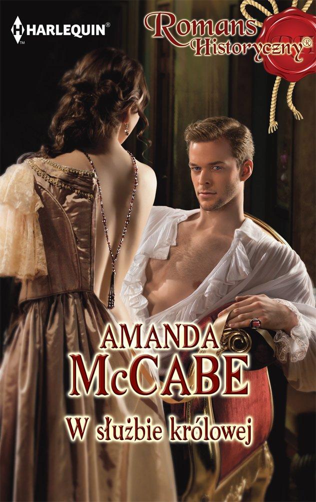 W służbie królowej - Amanda McCabe