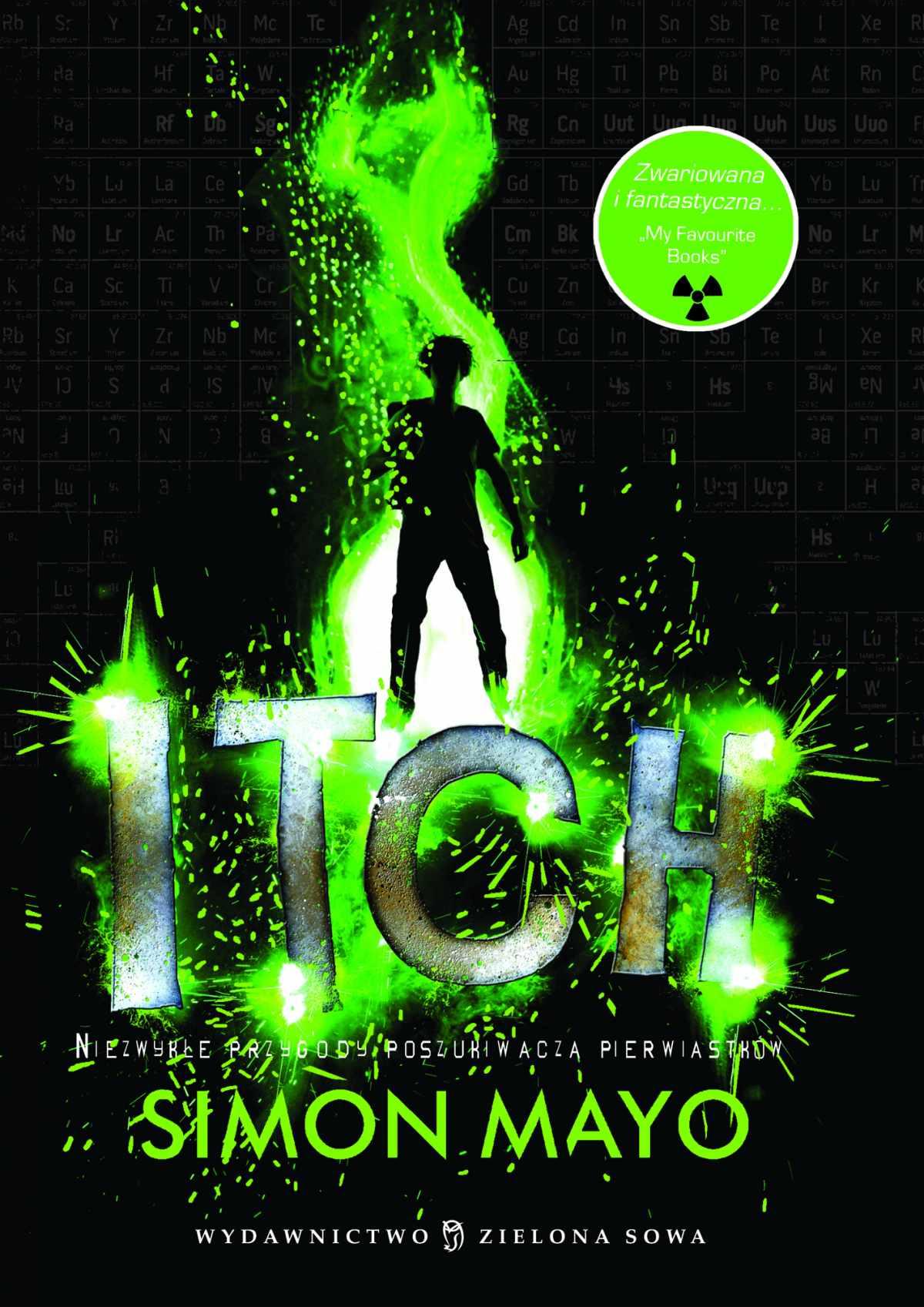 Itch - Ebook (Książka EPUB) do pobrania w formacie EPUB