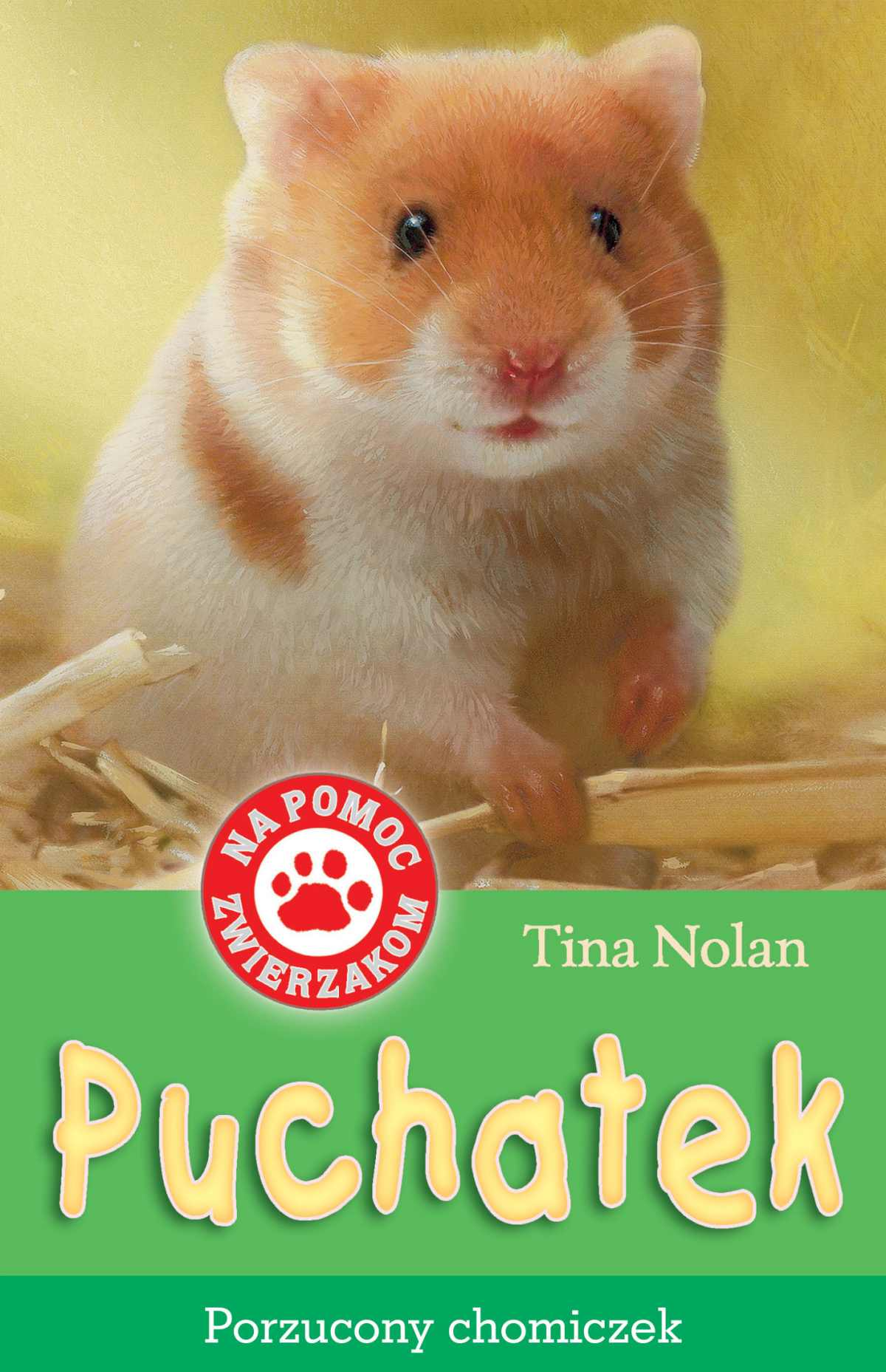 Puchatek, porzucony chomiczek - Ebook (Książka EPUB) do pobrania w formacie EPUB