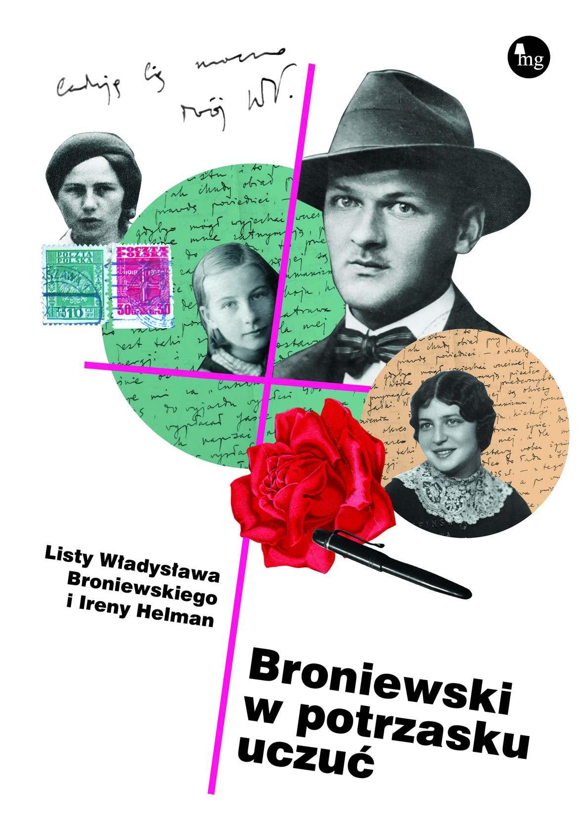 Broniewski w potrzasku uczuć - Ebook (Książka EPUB) do pobrania w formacie EPUB