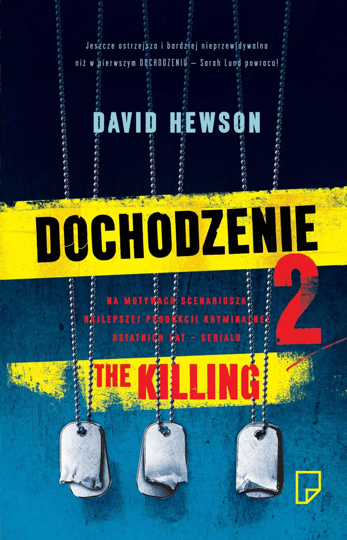Dochodzenie II - David Hewson