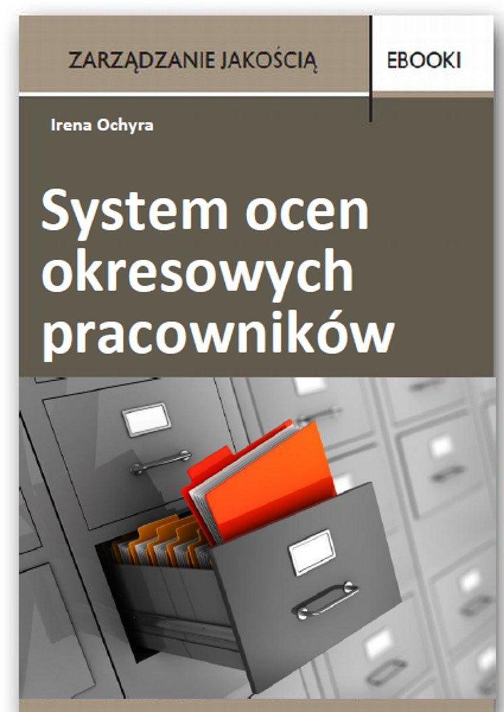 System ocen okresowych pracowników - Ebook (Książka PDF) do pobrania w formacie PDF