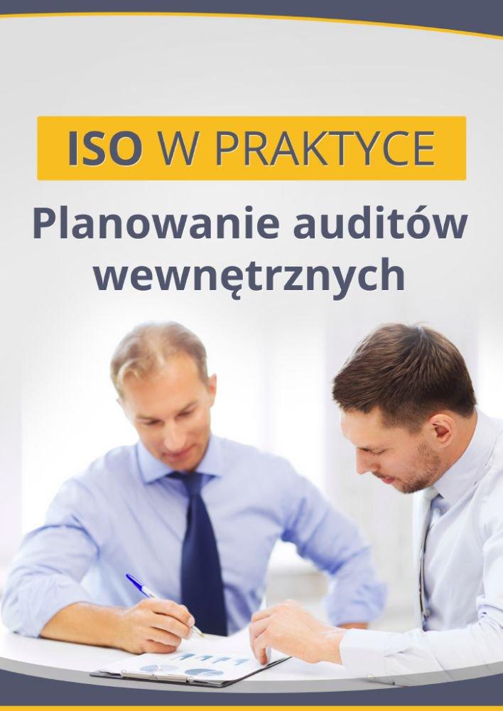 Planowanie auditów wewnętrznych - Ebook (Książka PDF) do pobrania w formacie PDF