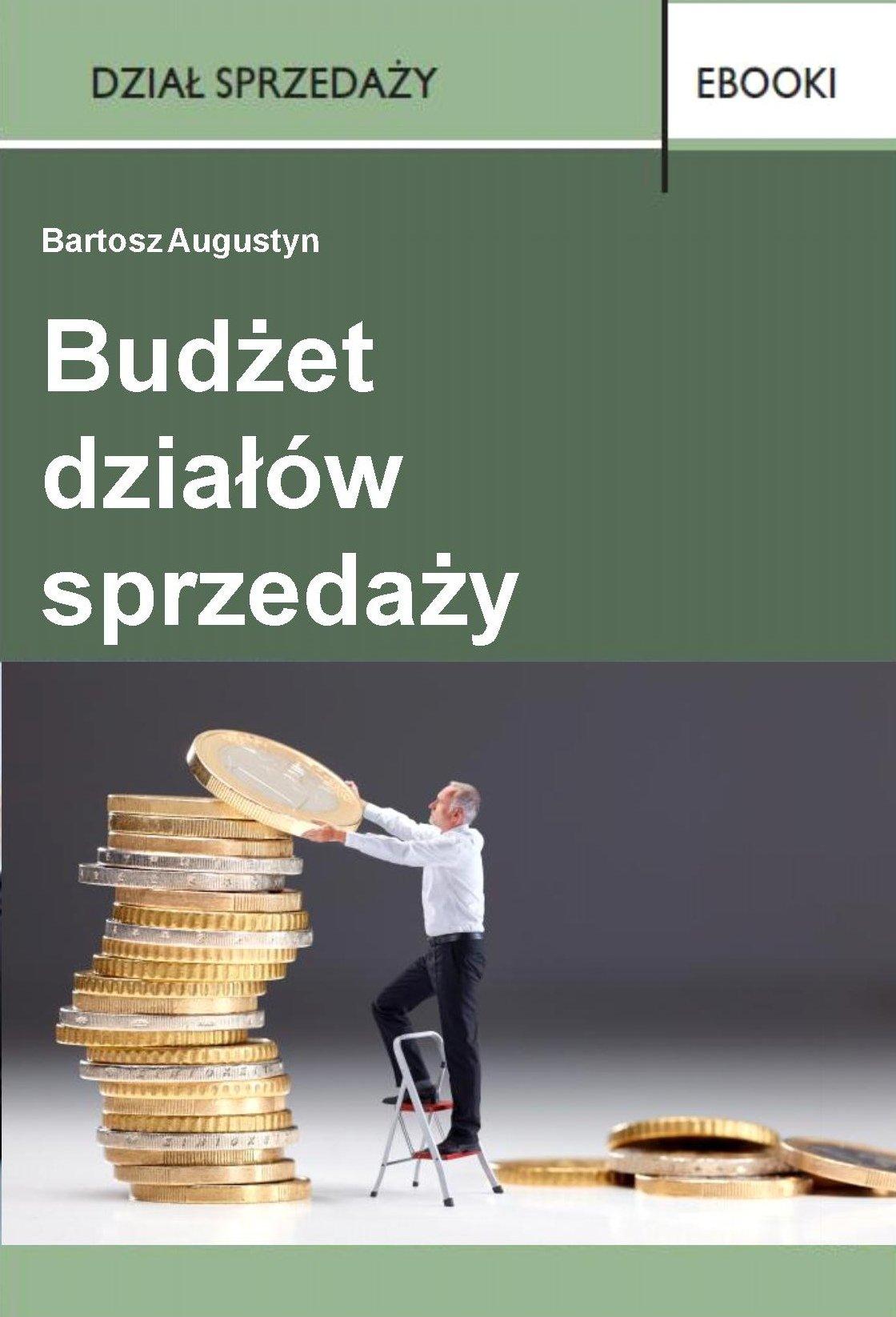 Budżet działów sprzedaży - Ebook (Książka PDF) do pobrania w formacie PDF