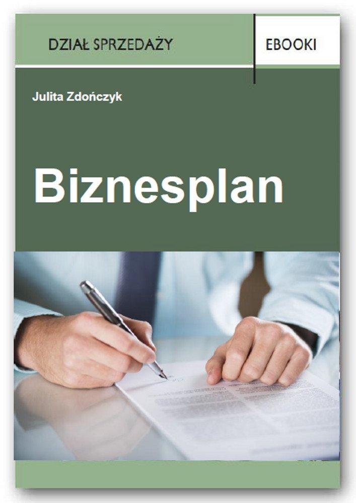 Biznesplan - Ebook (Książka PDF) do pobrania w formacie PDF