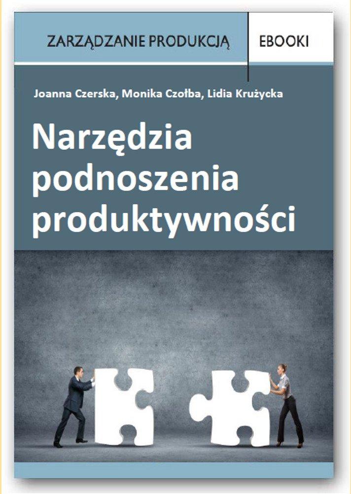 Narzędzia podnoszenia produktywności - Ebook (Książka PDF) do pobrania w formacie PDF