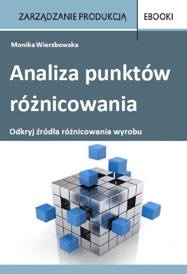 Analiza punktów różnicowania - Ebook (Książka PDF) do pobrania w formacie PDF