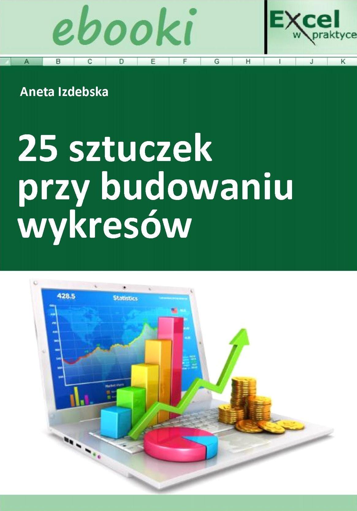 25 sztuczek przy budowaniu wykresów - Ebook (Książka PDF) do pobrania w formacie PDF