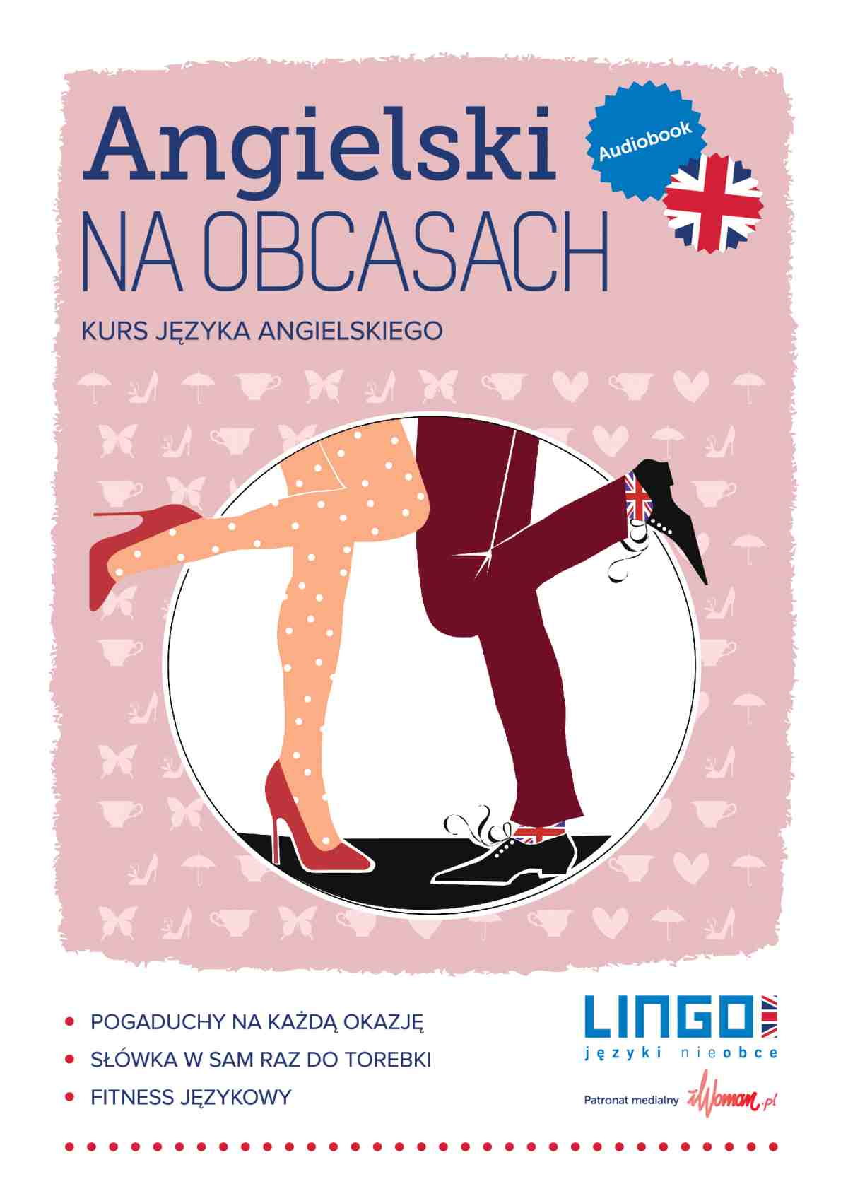 Angielski na obcasach - Audiobook (Książka audio MP3) do pobrania w całości w archiwum ZIP