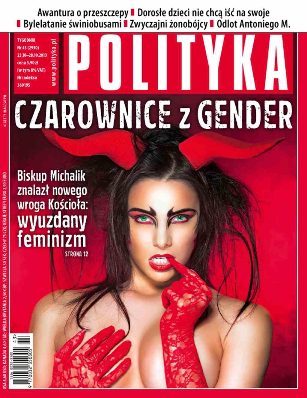 Polityka nr 43/2013 - Ebook (Książka PDF) do pobrania w formacie PDF