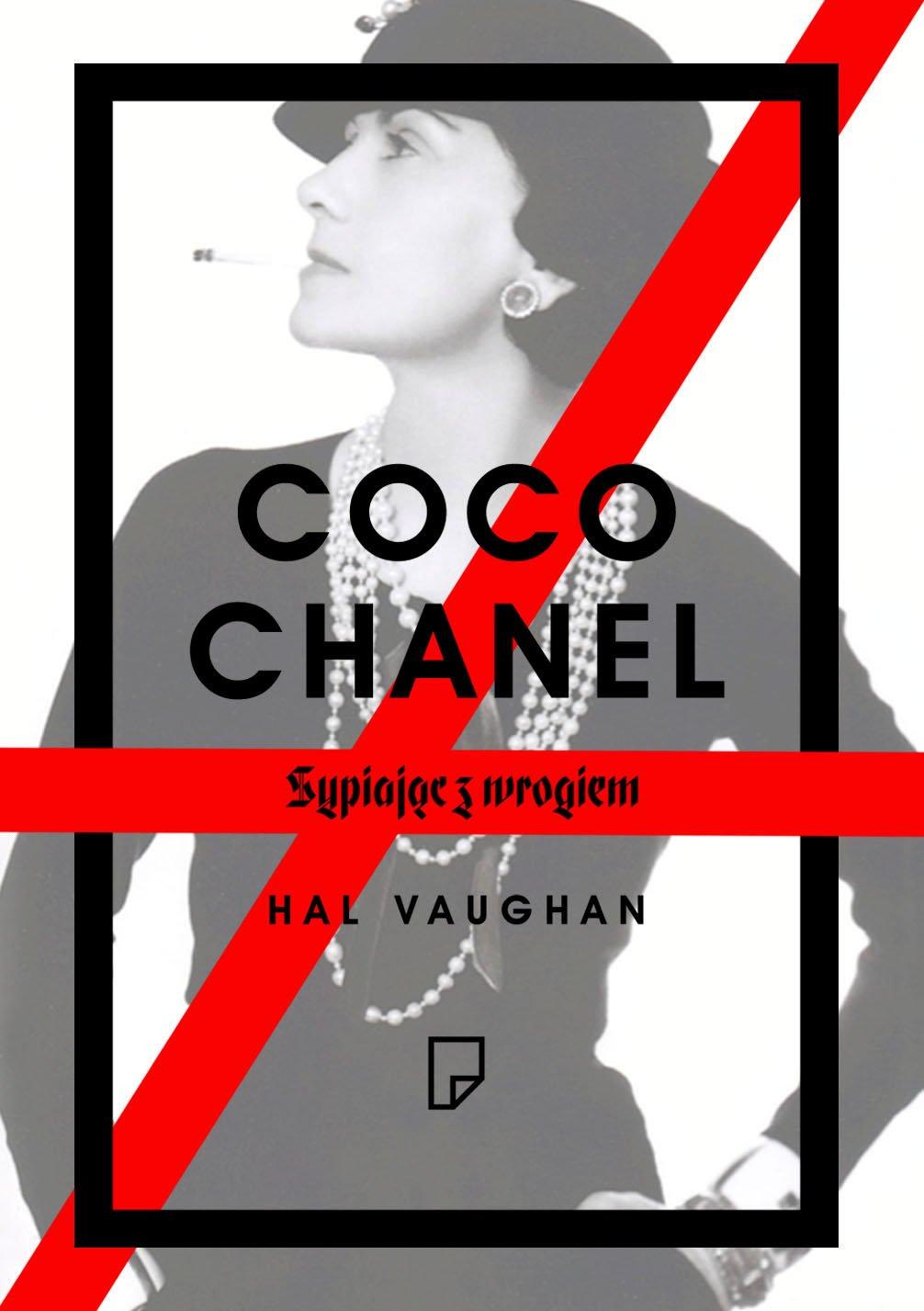 Coco Chanel. Sypiając z wrogiem - Hal Vaughan
